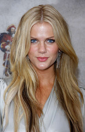 Brooklyn Decker at the 2010 Guys Choice Awards held at the Sony Pictures Studios in Culver City, USA on June 5, 2010. Editorial