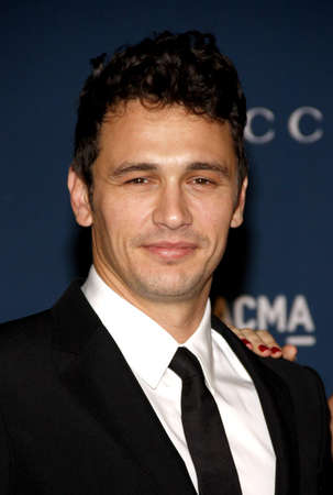 James Franco at the LACMA 2013 Art + Film Gala Honoring Martin Scorsese And David Hockney Presented By Gucci held at the LACMA in Los Angeles, USA on November 2, 2013.