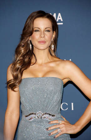 Kate Beckinsale at the LACMA 2013 Art + Film Gala Honoring Martin Scorsese And David Hockney Presented By Gucci held at the LACMA in Los Angeles, USA on November 2, 2013.