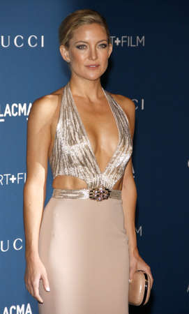 Kate Hudson at the LACMA 2013 Art + Film Gala Honoring Martin Scorsese And David Hockney Presented By Gucci held at the LACMA in Los Angeles, USA on November 2, 2013.
