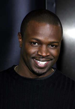 sean: Sean Patrick Thomas at the World premiere of Amityville Horror at the Arclight Cinerama Dome in Hollywood, USA on April 7, 2005.