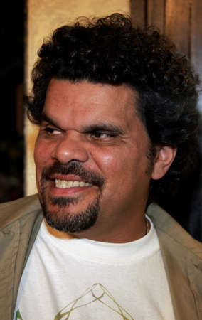 Luis Guzman at the Los Angeles premiere of Waiting held at the Manns Bruin Theater in Westwood, USA on September 29, 2005. Editorial