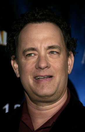 Tom Hanks at the Apollo 13 Anniversary Edition DVD Launch held at the California Science Center in Los Angeles, USA on March 22, 2005. Editorial