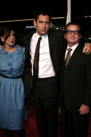 Enrique Murciano at the Los Angeles premiere of Miss Congeniality 2: Armed and Fabulous held at the Graumans Chinese Theatre in Hollywood, USA on March 23, 2005.