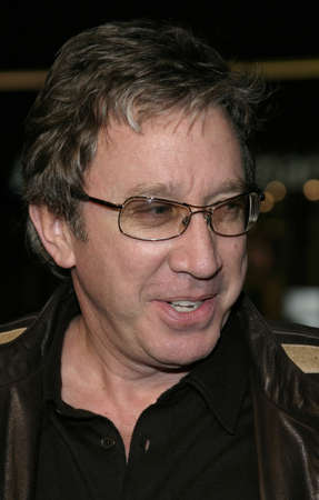 Tim Allen at the Los Angeles premiere of Miss Congeniality 2: Armed and Fabulous held at the Graumans Chinese Theatre in Hollywood, USA on March 23, 2005.
