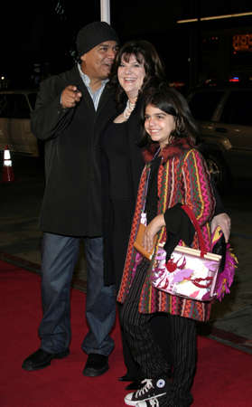 George Lopez at the Los Angeles premiere of Miss Congeniality 2: Armed and Fabulous held at the Graumans Chinese Theatre in Hollywood, USA on March 23, 2005.