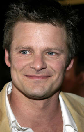 steve: Steve Zahn at the Los Angeles premiere of Sahara held at the Graumans Chinese Theater in Hollywood, USA on April 4, 2005.