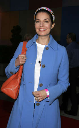 Sela Ward at the Amberwatch Foundation Launch Party held at the Globe Theatre in Universal City, USA on April 25, 2006.
