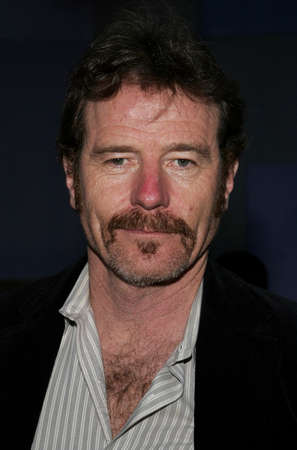 Bryan Cranston at the Amberwatch Foundation Launch Party held at the Globe Theatre in Universal City, USA on April 25, 2006.