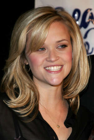 Reese Witherspoon at the Childrens Defense Funds 15th Annual Los Angeles Beat The Odds Awards at the Beverly Hills Hotel in Beverly Hills, USA on October 6, 2005.