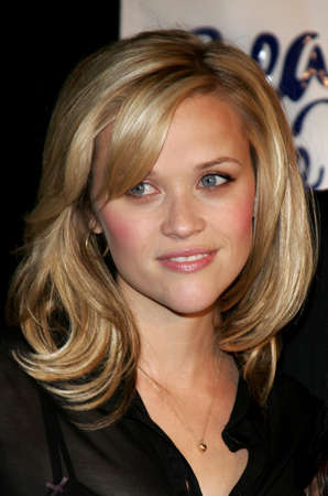 Reese Witherspoon at the Childrens Defense Funds 15th Annual Los Angeles Beat The Odds Awards held at the Beverly Hills Hotel Beverly Hills, USA on October 6, 2005. Editorial
