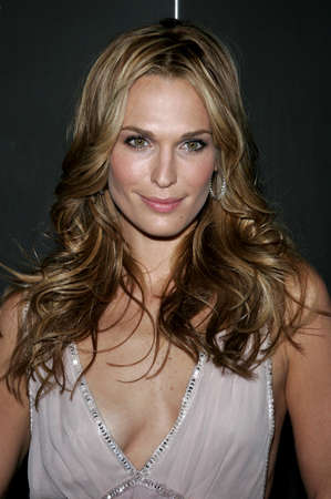 molly: Molly Sims at the Los Angeles premiere of The Lost City held at the Arclight Cinemas in Hollywood, California, United States on April 17, 2006. Editorial