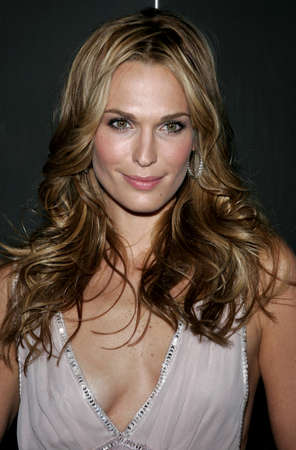 Molly Sims at the Los Angeles premiere of The Lost City held at the Arclight Cinemas in Hollywood, California, United States on April 17, 2006. Editorial