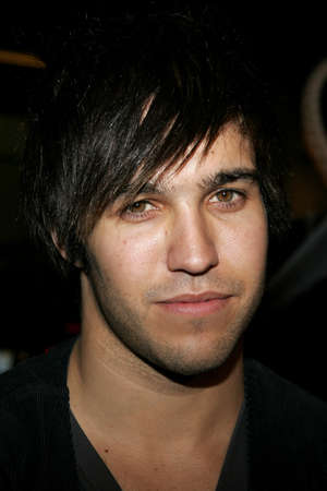 pete: Pete Wentz at the Los Angeles premiere of Snakes on a Plane held at the Graumans Chinese Theatre in Hollywood, USA on August 17, 2006.