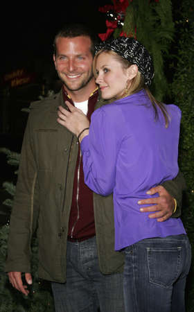 cooper: Bonnie Somerville and Bradley Cooper at the Los Angeles premiere of Just Friends hheld at the Mann Village Theatre in Westwood, USA on November 14, 2005.