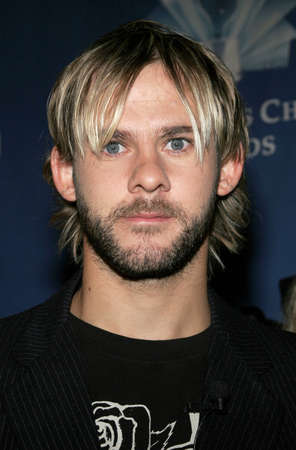 nominations: Dominic Monaghan at the 32nd Annual Peoples Choice Awards Nominations held at the Hollywood Roosevelt Hotel in Hollywood, USA on November 10, 2005.