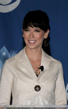 Jennifer Love Hewitt at the 32nd Annual Peoples Choice Awards Nominations held at the Hollywood Roosevelt Hotel in Hollywood, USA on November 10, 2005.