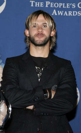 roosevelt hotel: Dominic Monaghan at the 32nd Annual Peoples Choice Awards Nominations at The Hollywood Roosevelt Hotel in Hollywood, USA on November 10, 2005.