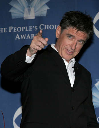 nominations: Craig Ferguson at the 32nd Annual Peoples Choice Awards Nominations at the Hollywood Roosevelt Hotel in Hollywood, USA on November 10, 2005. Editorial