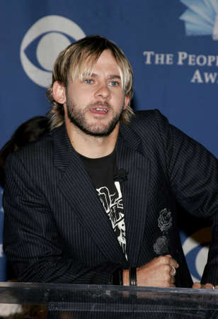 nominations: Dominic Monaghan at the 32nd Annual Peoples Choice Awards Nominations at the Hollywood Roosevelt Hotel in Hollywood, USA on November 10, 2005.