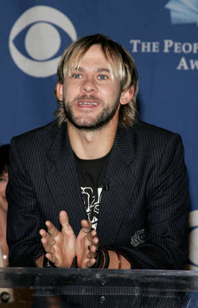 Dominic Monaghan at the 32 nd Annual Peoples Choice Awards Nominations at The Hollywood Roosevelt Hotel in Hollywood, USA on November 10, 2005. Editorial