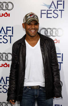 Amaury Nolasco at the AFI FEST 2008 Centerpiece Gala Screening Of Che held at the Graumans Chinese Theatre in Hollywood, USA on November 1, 2008.