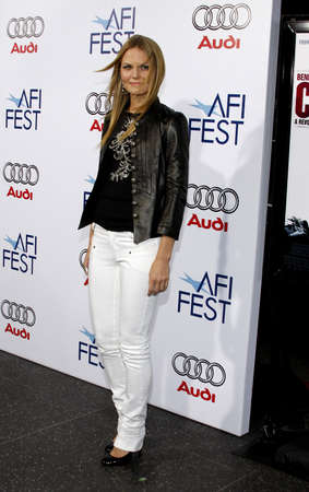 morrison: Jennifer Morrison at the 2008 AFI FEST Los Angeles premiere of CHE held at the Graumans Chinese Theater in Hollywood, USA on November 1, 2008.