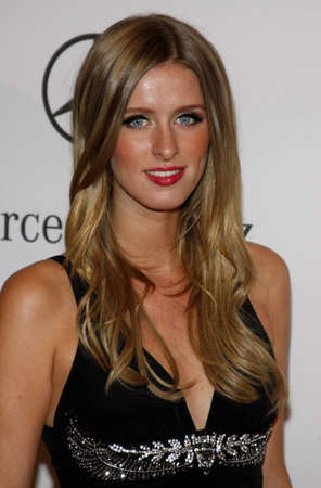 Nicky Hilton at the 30th Anniversary Carousel Of Hope Ball held at the Beverly Hilton Hotel in Beverly Hills, California, United States on October 25, 2008.