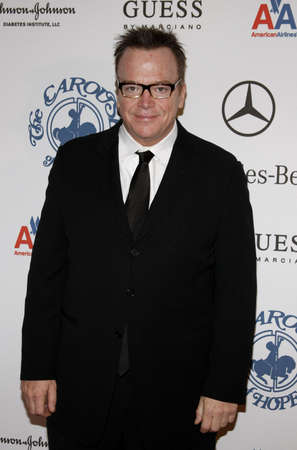 Tom Arnold at the 30th Anniversary Carousel Of Hope Ball held at the Beverly Hilton Hotel in Beverly Hills, California, United States on October 25, 2008.
