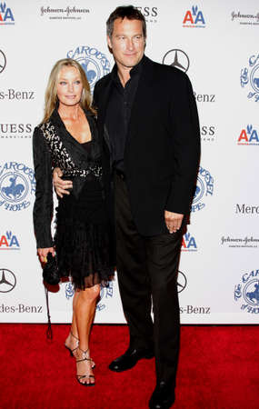Bo Derek at the 30th Anniversary Carousel Of Hope Ball held at the Beverly Hilton Hotel in Beverly Hills, California, United States on October 25, 2008.