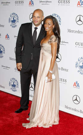 b ball: Mel B at the 30th Anniversary Carousel Of Hope Ball held at the Beverly Hilton Hotel in Beverly Hills, USA on October 25, 2008. Editorial