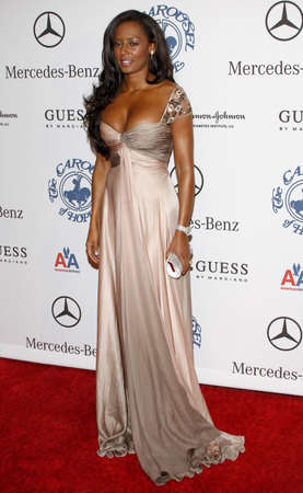 Mel B at the 30th Anniversary Carousel Of Hope Ball held at the Beverly Hilton Hotel in Beverly Hills, USA on October 25, 2008. Editorial