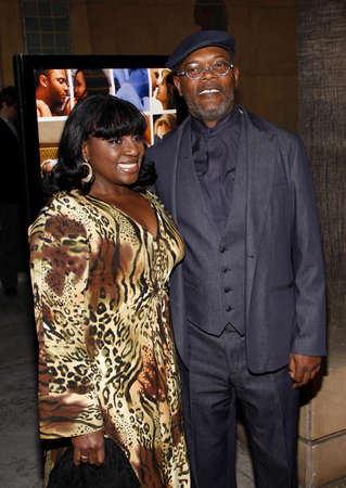 samuel: Samuel L. Jackson at the Los Angeles premiere of Mother and Child held at the Egyptian Theater in Hollywood, USA on April 19, 2010.