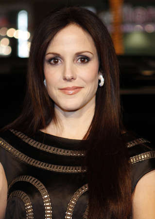 ps: Mary-Louise Parker at the World premiere of P.S. I Love You held at the Graumans Chinese Theater in Hollywood, USA on December 9, 2007.