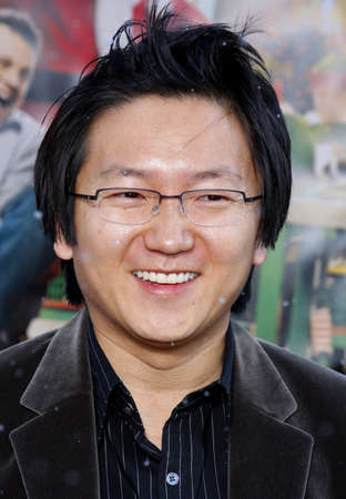 oka: Masi Oka at the Los Angeles premiere of Fred Clause held at the Graumans Chinese Theater in Hollywood, USA on November 3, 2007.