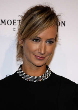 bel air: Lady Victoria Hervey at the Scandinavian Style Mansion held at the Private Residence in Bel Air, USA on December 1, 2007.