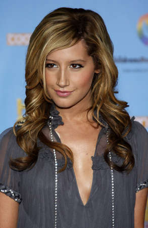 Ashley Tisdale at the DVD Release premiere of High School Musical 2: Extended Edition held at the El Capitan Theater in Hollywood, USA on November 19, 2007. Editorial