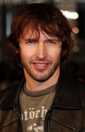 James Blunt at the World premiere of P.S. I Love You held at the Graumans Chinese Theater in Hollywood, USA on December 9, 2007. Editorial