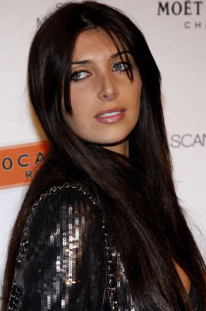 Brittny Gastineau at the Scandinavian Style Mansion held at the Private Residence in Bel Air, USA on December 1, 2007.