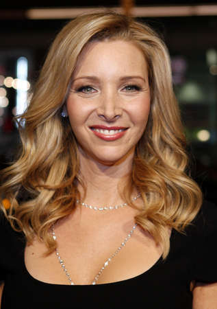 Lisa Kudrow at the World premiere of P.S. I Love You held at the Graumans Chinese Theater in Hollywood, USA on December 9, 2007.