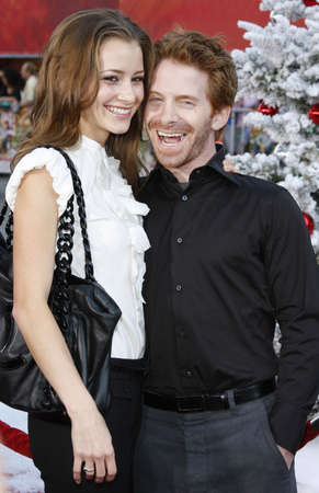 hollywood christmas: Seth Green at the World premiere of Fred Claus held at the Graumans Chinese Theater in Hollywood, USA on November 3, 2007.