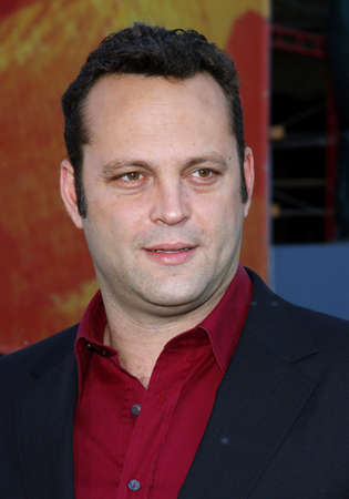 hollywood christmas: Vince Vaughn at the World premiere of Fred Claus held at the Graumans Chinese Theater in Hollywood, USA on November 3, 2007.