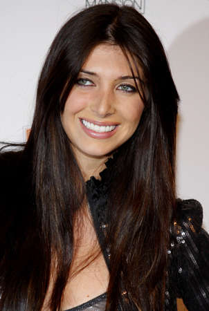 bel air: Brittny Gastineau at the Scandinavian Style Mansion held at the Private Residence in Bel Air, USA on December 1, 2007.