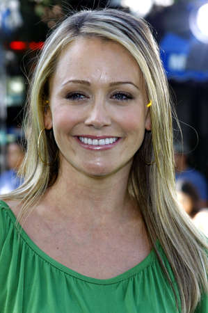 Christine Taylor at the Los Angeles premiere of Madagascar: Escape 2 Africa held at the Mann Village Theater in Westwood, California, United States on October 26, 2008.