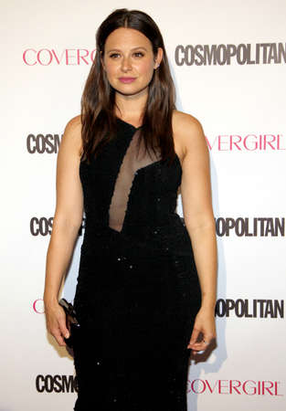 Katie Lowes at the Cosmopolitans 50th Birthday Celebration held at the Ysabel in Los Angeles, USA on Sunday October 12, 2015.