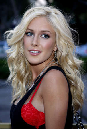 Heidi Montag at the LG Electronics (LG) Launch of the Scarlet HDTV Series held at the Pacific Design Center in West Hollywood, USA on April 28, 2008. Editorial