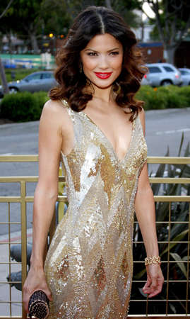 Natassia Malthe at the Launch of the Scarlet HD TV Series held at the Pacific Design Center in West Hollywood, USA on April 28, 2008.