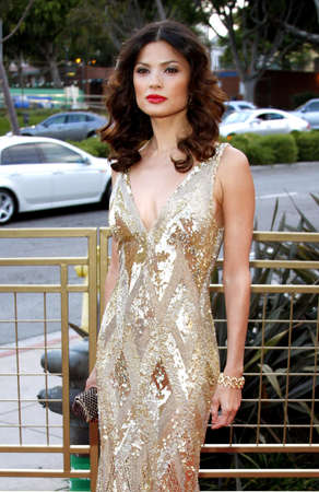 west hollywood: Natassia Malthe at the Launch of the Scarlet HD TV Series held at the Pacific Design Center in West Hollywood, USA on April 28, 2008.