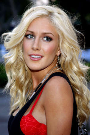 Montag: Heidi Montag at the Launch of the Scarlet HD TV Series held at the Pacific Design Center in West Hollywood, USA on April 28, 2008. Editorial