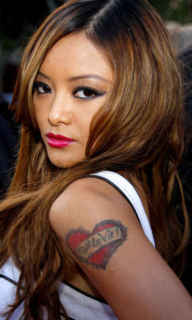 Tila Tequila at the Launch of the Scarlet HD TV Series held at the Pacific Design Center in West Hollywood, USA on April 28, 2008. Editorial